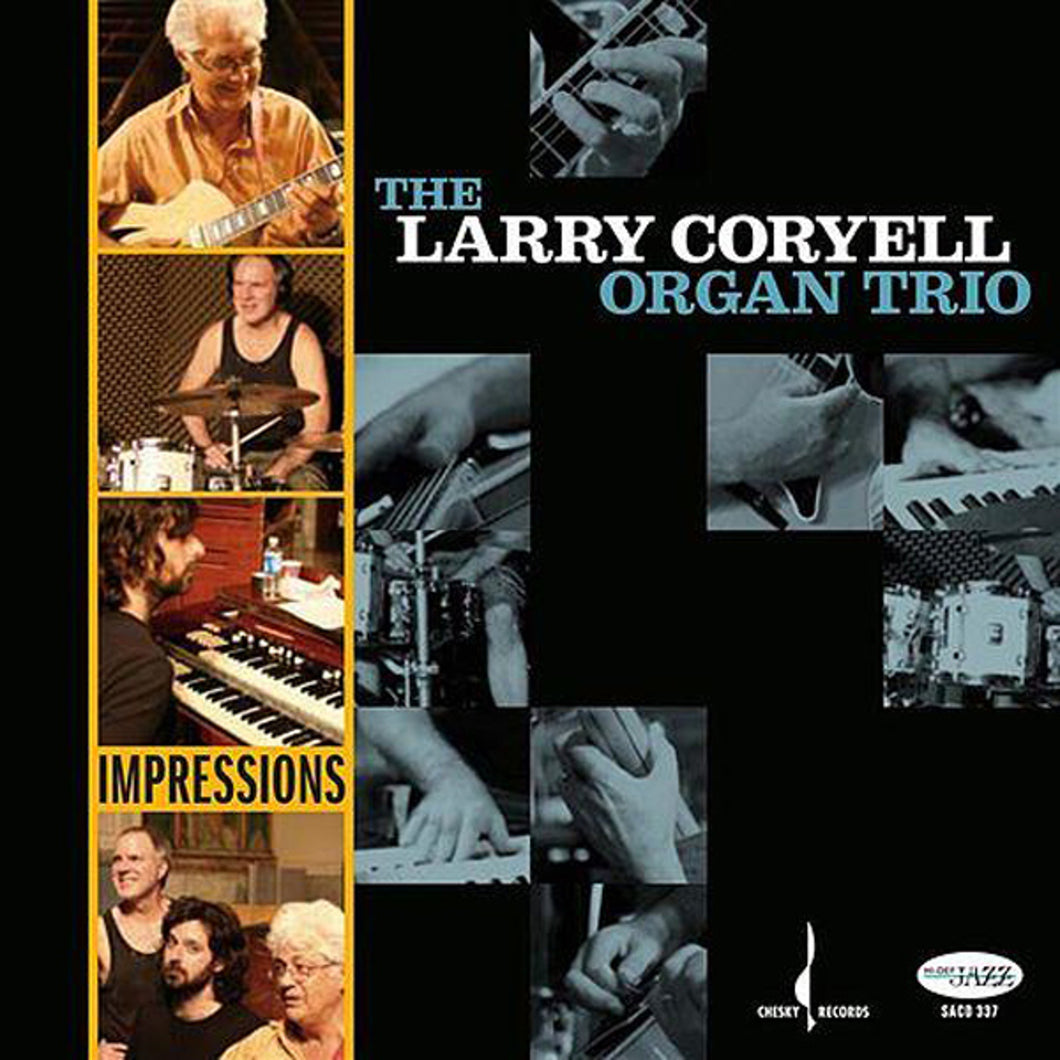 Impressions (The Larry Coryell Organ Trio) [WAV DOWNLOAD]