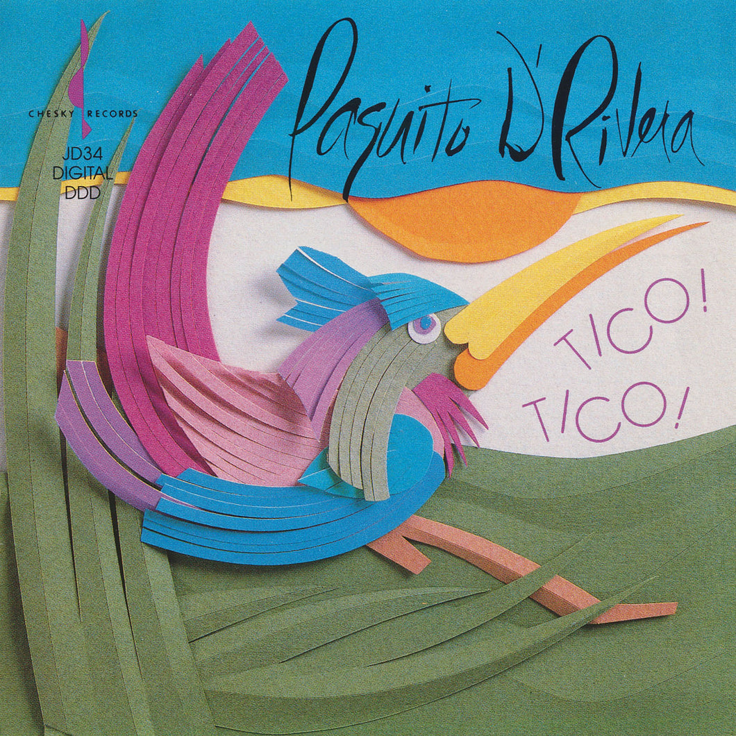 Tico Tico (Paquito D'Rivera) [WAV DOWNLOAD]