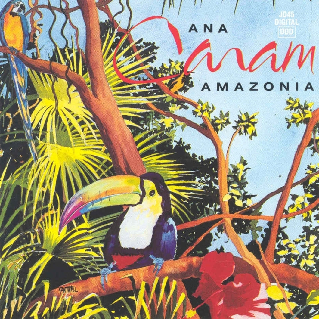 Amazonia (Ana Caram) [WAV DOWNLOAD]