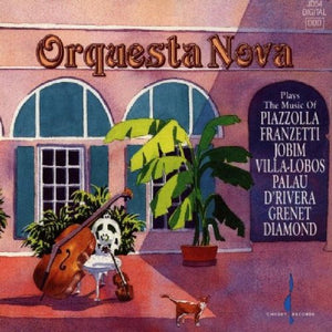 Orquesta Nova (Orquesta Nova) [WAV DOWNLOAD]