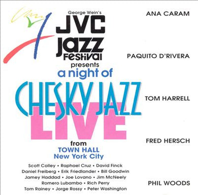A Night of Chesky Jazz Live (Various) [WAV DOWNLOAD]