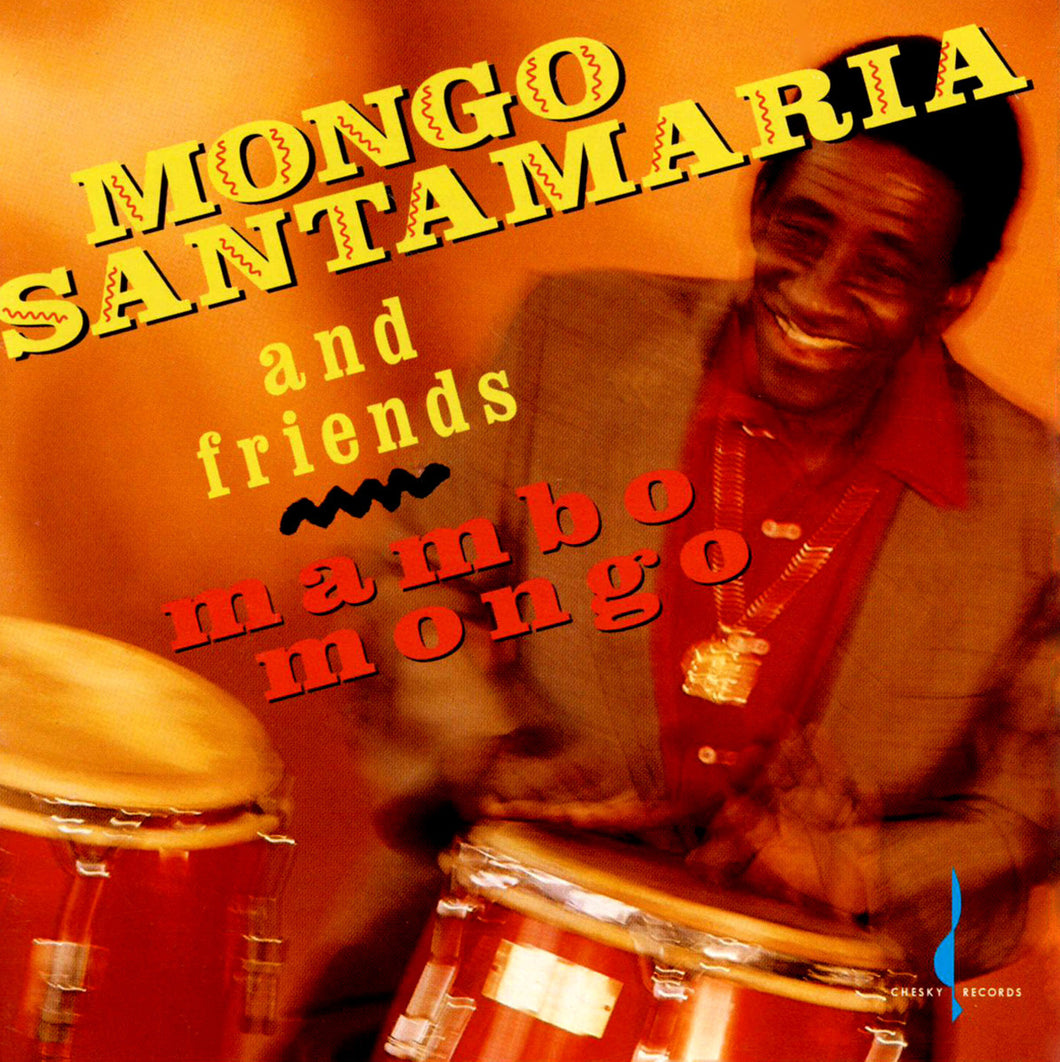 Mambo Mongo (Mongo Santamaria) [WAV DOWNLOAD]