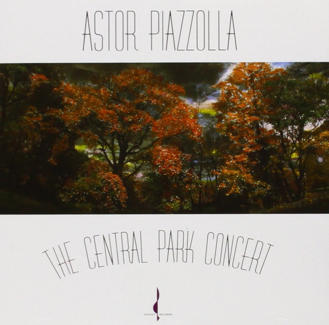 The Central Park Concert (Astor Piazzolla) [WAV DOWNLOAD]