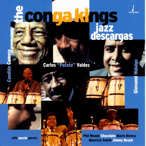 Jazz Descargas (The Conga Kings) [WAV DOWNLOAD]