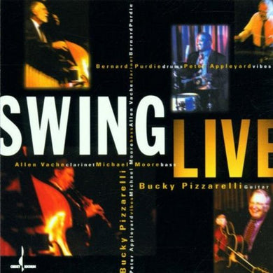Swing Live (Bucky Pizzarelli) [WAV DOWNLOAD]