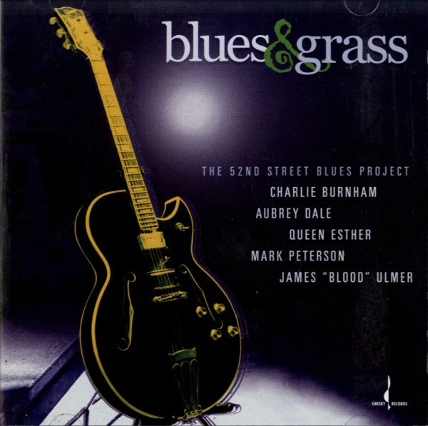 Blues & Grass (52nd Street Blues Project) [WAV DOWNLOAD]