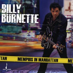 Memphis in Manhattan (Billy Burnette) [WAV DOWNLOAD]