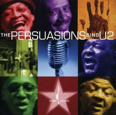 The Persuasions Sing U2 (The Persuasions) [WAV DOWNLOAD]