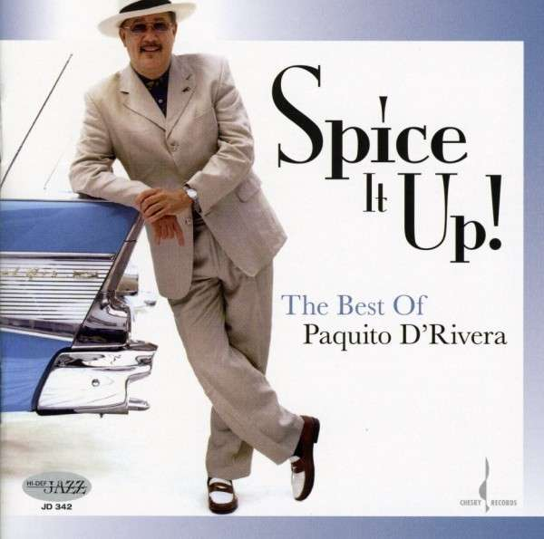 Spice It Up! (Paquito D'Rivera) [WAV DOWNLOAD]