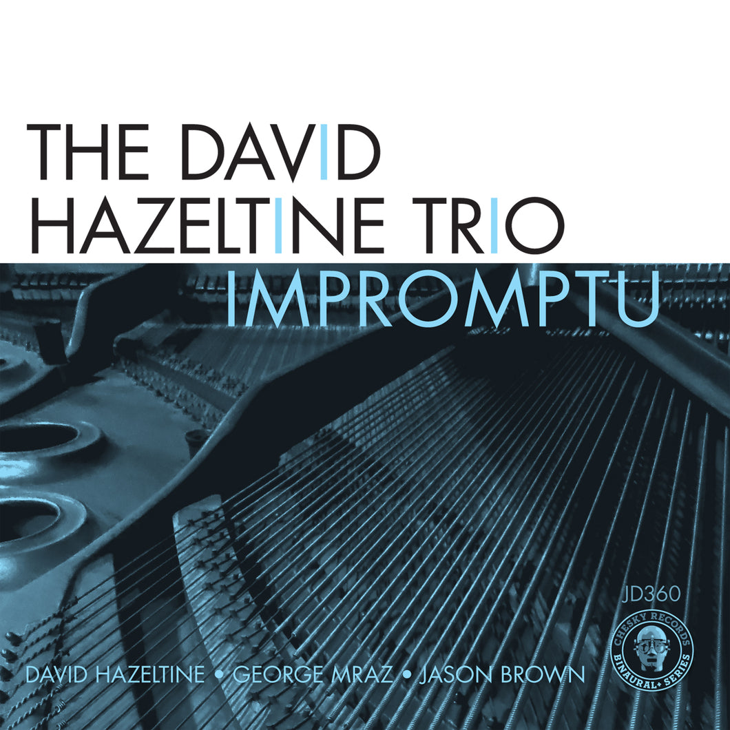 Impromptu (David Hazeltine) [WAV DOWNLOAD]