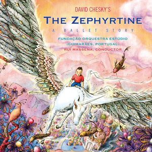 The Zephyrtine Ballet (David Chesky) [WAV DOWNLOAD]