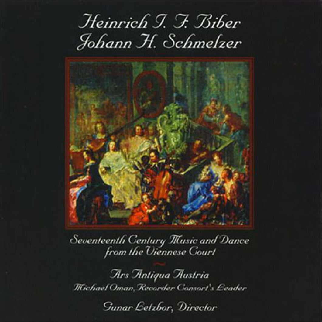 Music and Dance from the Viennese Court (Heinrich I. F. Biber) [WAV DOWNLOAD]