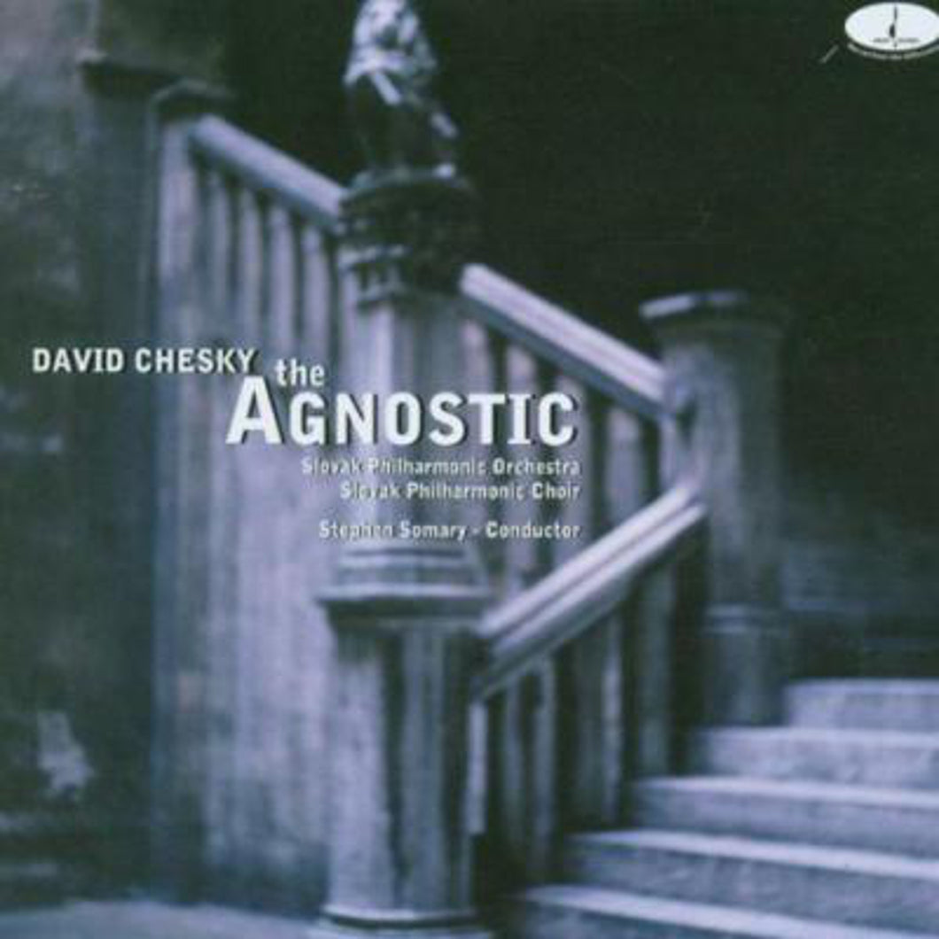 The Agnostic (David Chesky) [WAV DOWNLOAD]