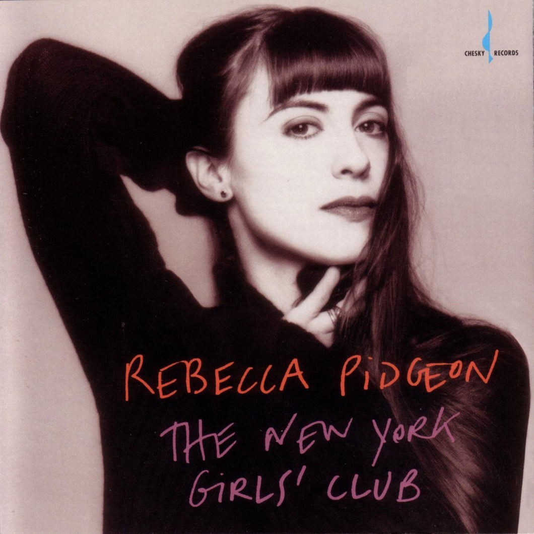 New York Girls' Club (Rebecca Pidgeon) [WAV DOWNLOAD]