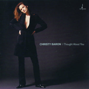 I Thought About You (Christy Baron) [WAV DOWNLOAD]