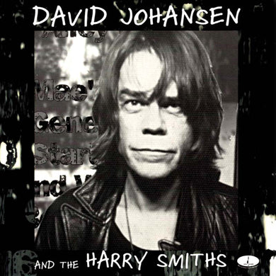David Johansen and the Harry Smiths [WAV DOWNLOAD]