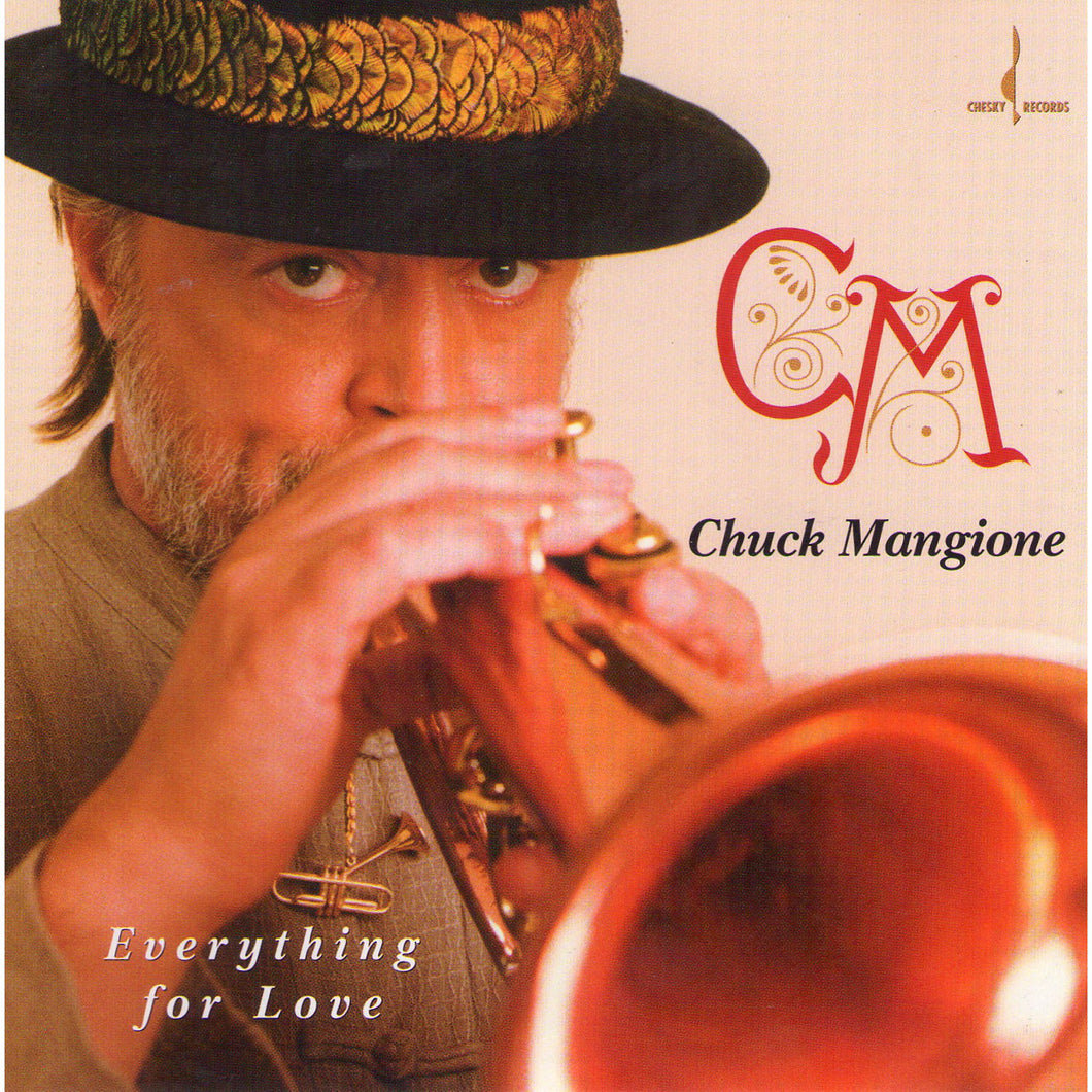 Everything For Love (Chuck Mangione) [WAV DOWNLOAD]