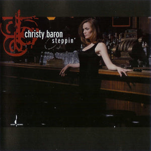 Steppin' (Christy Baron) [WAV DOWNLOAD]