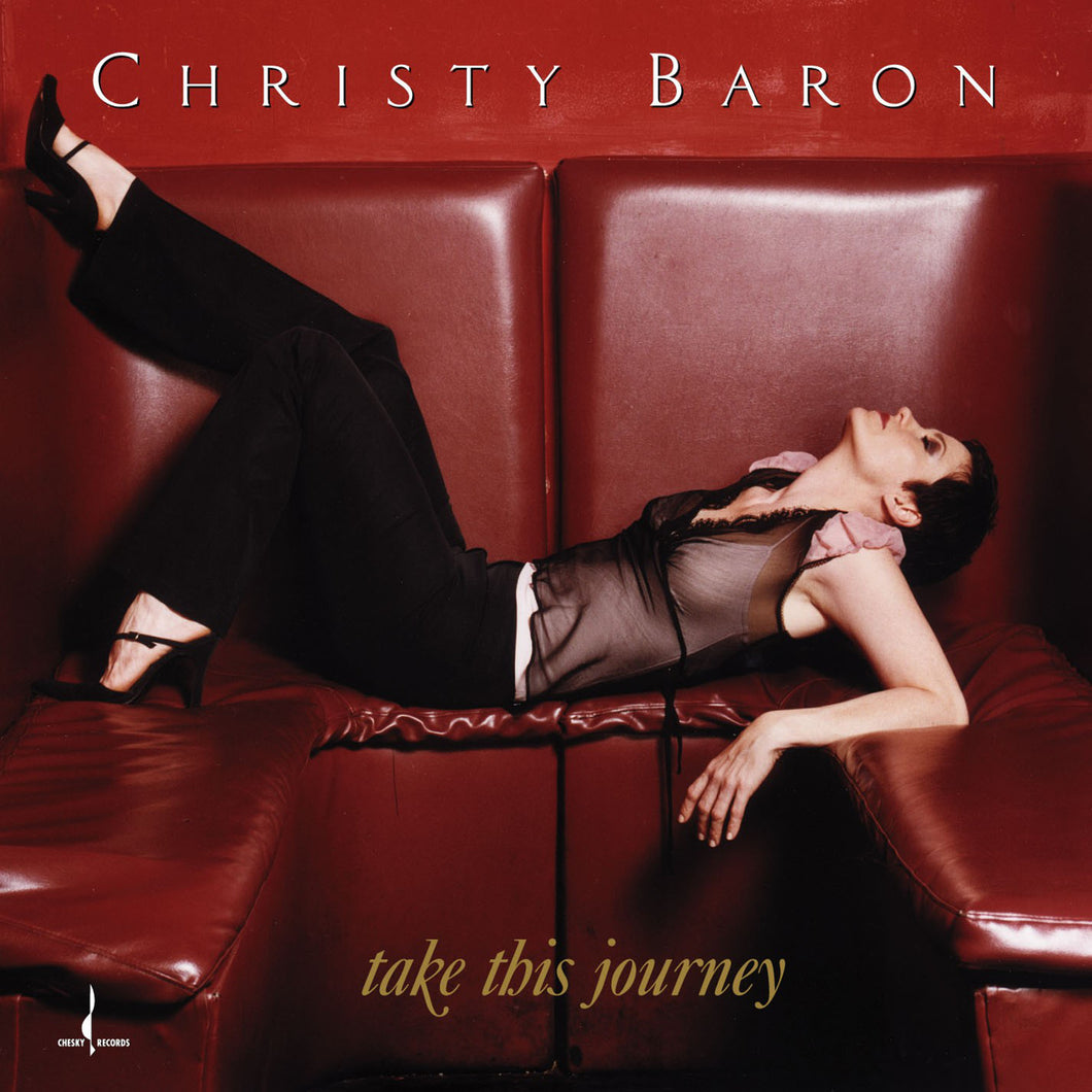 Take This Journey (Christy Baron) [WAV DOWNLOAD]