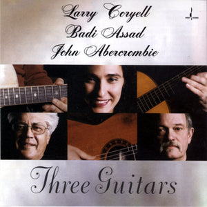 Three Guitars (Abercrombie, Assad, Coryell) [WAV DOWNLOAD]