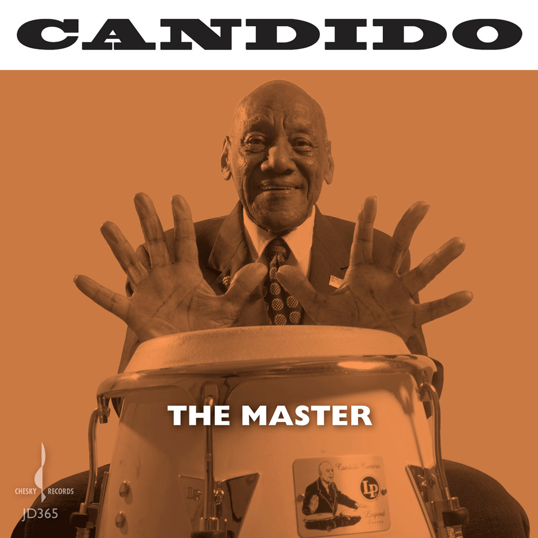 The Master (Candido) [WAV DOWNLOAD]