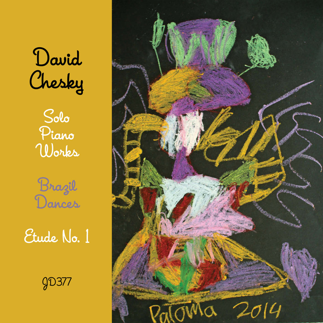 Brazil Dances (David Chesky) [WAV DOWNLOAD]