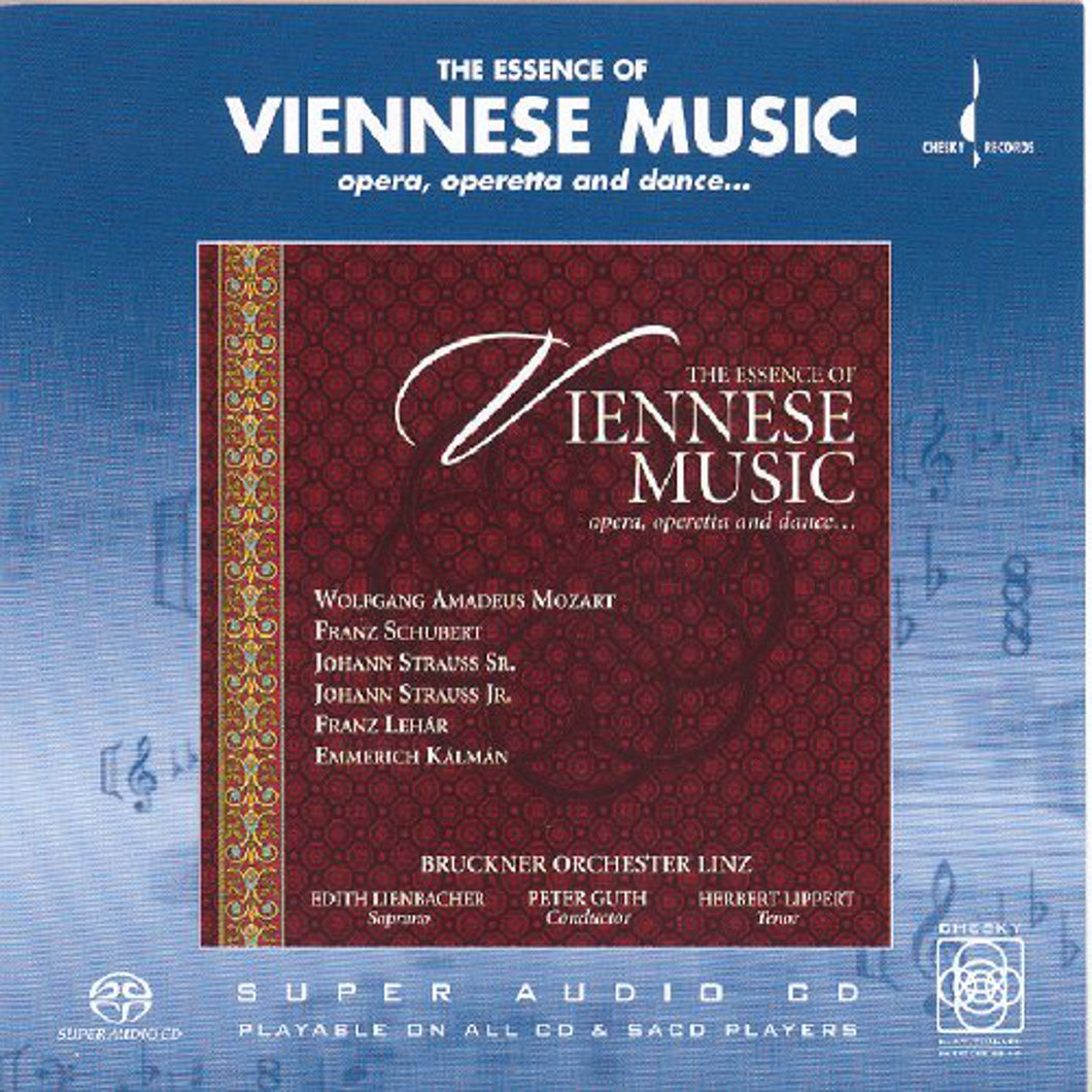 The Essence of Viennese Music (Bruckner Orchester Linz) [WAV DOWNLOAD]