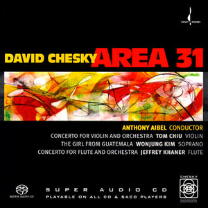 Area 31 (David Chesky) [WAV DOWNLOAD]