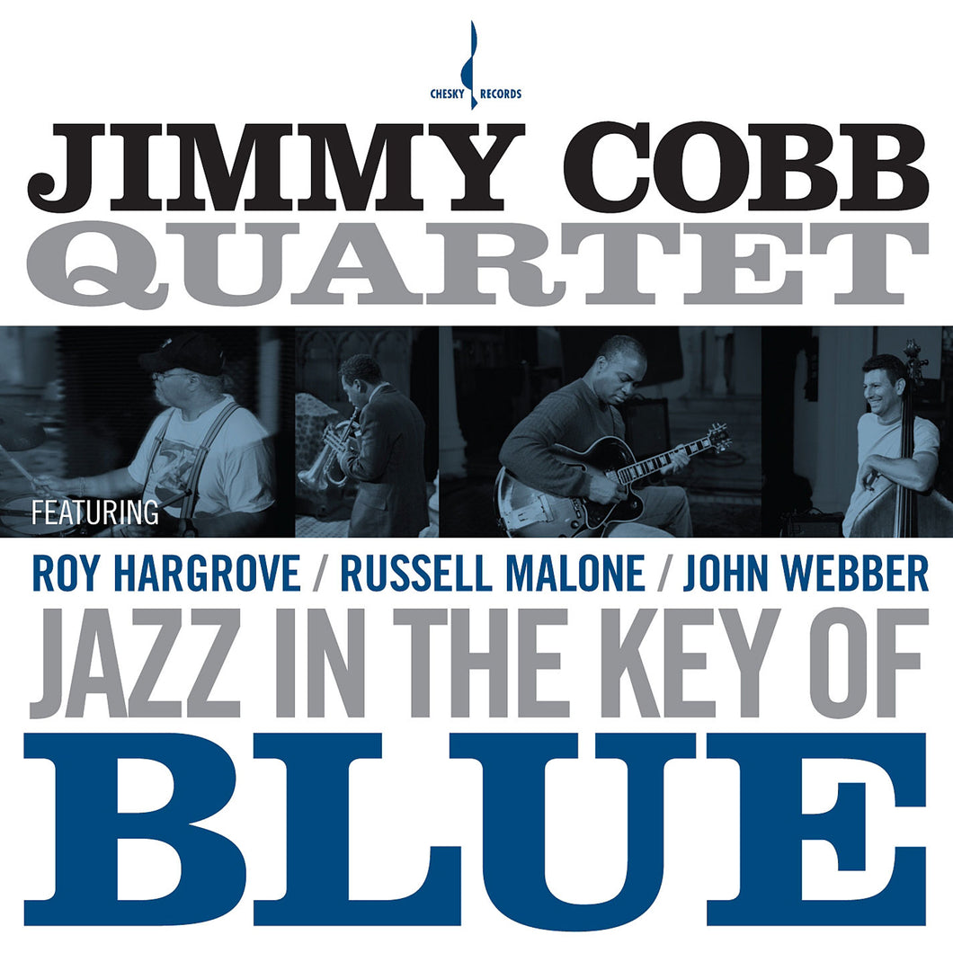 Jazz In The Key Of Blue (Jimmy Cobb) [WAV DOWNLOAD]