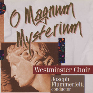 O Magnum Mysterium (2018 Remaster) (Westminster Choir) [WAV DOWNLOAD]