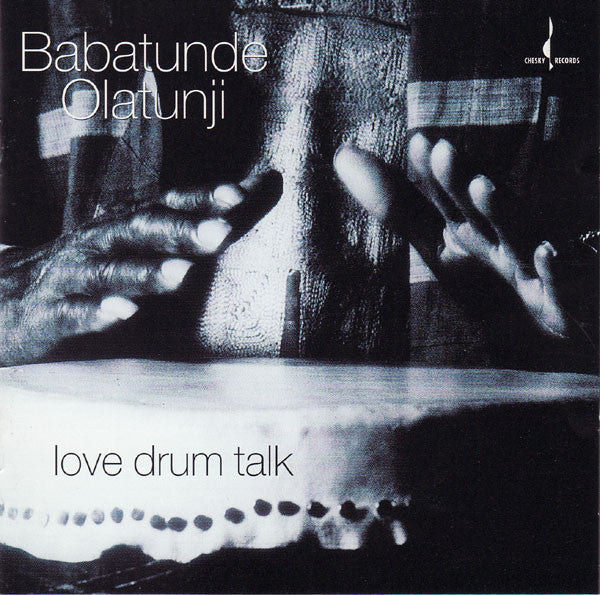 Love Drum Talk (Babatunde Olatunji) [WAV DOWNLOAD]