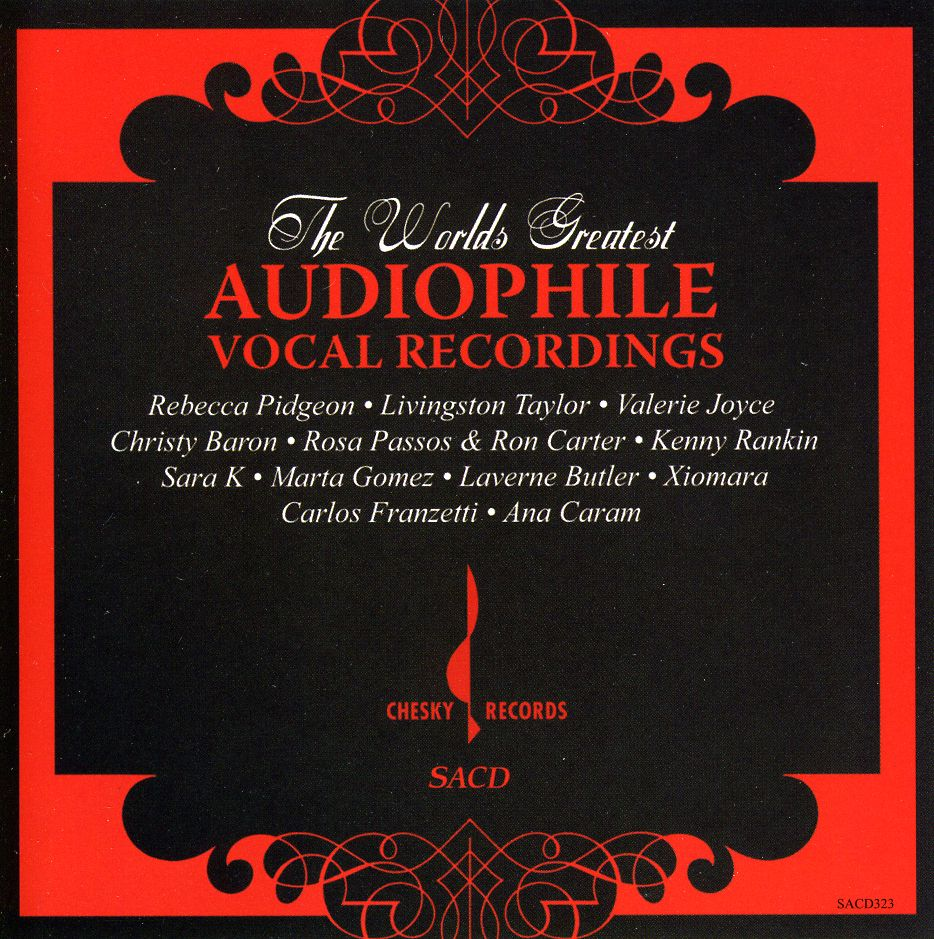 The World's Greatest Audiophile Vocal Recordings (Various) [WAV DOWNLOAD]
