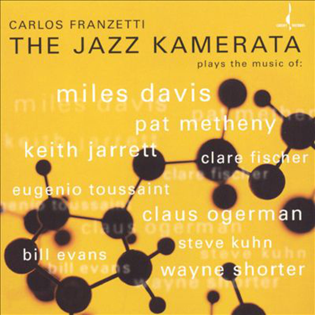 The Jazz Kamerata (Carlos Franzetti) [WAV DOWNLOAD]