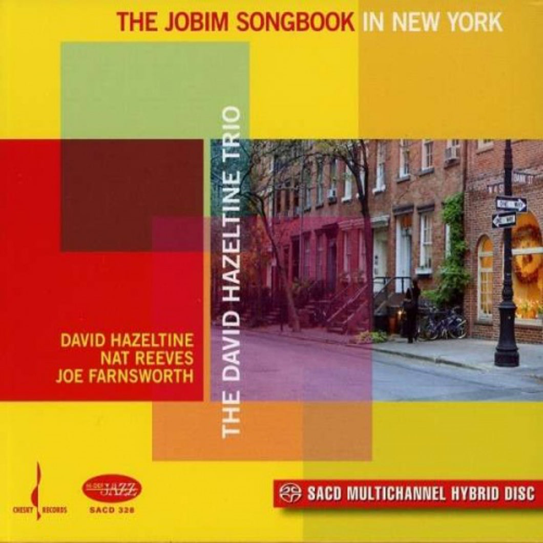 The Jobim Songbook In New York (David Hazeltine Trio) [WAV DOWNLOAD]