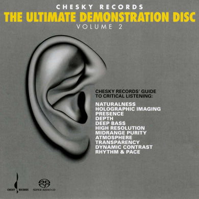 The Ultimate Demonstration Volume 2 (Various Artists) [WAV DOWNLOAD]