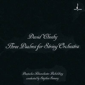 Three Psalms for String Orchestra (David Chesky) [WAV DOWNLOAD]
