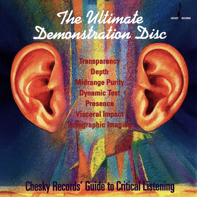 Ultimate Demonstration: Chesky Records' Guide to Critical Listening (Various Artists) [WAV DOWNLOAD]