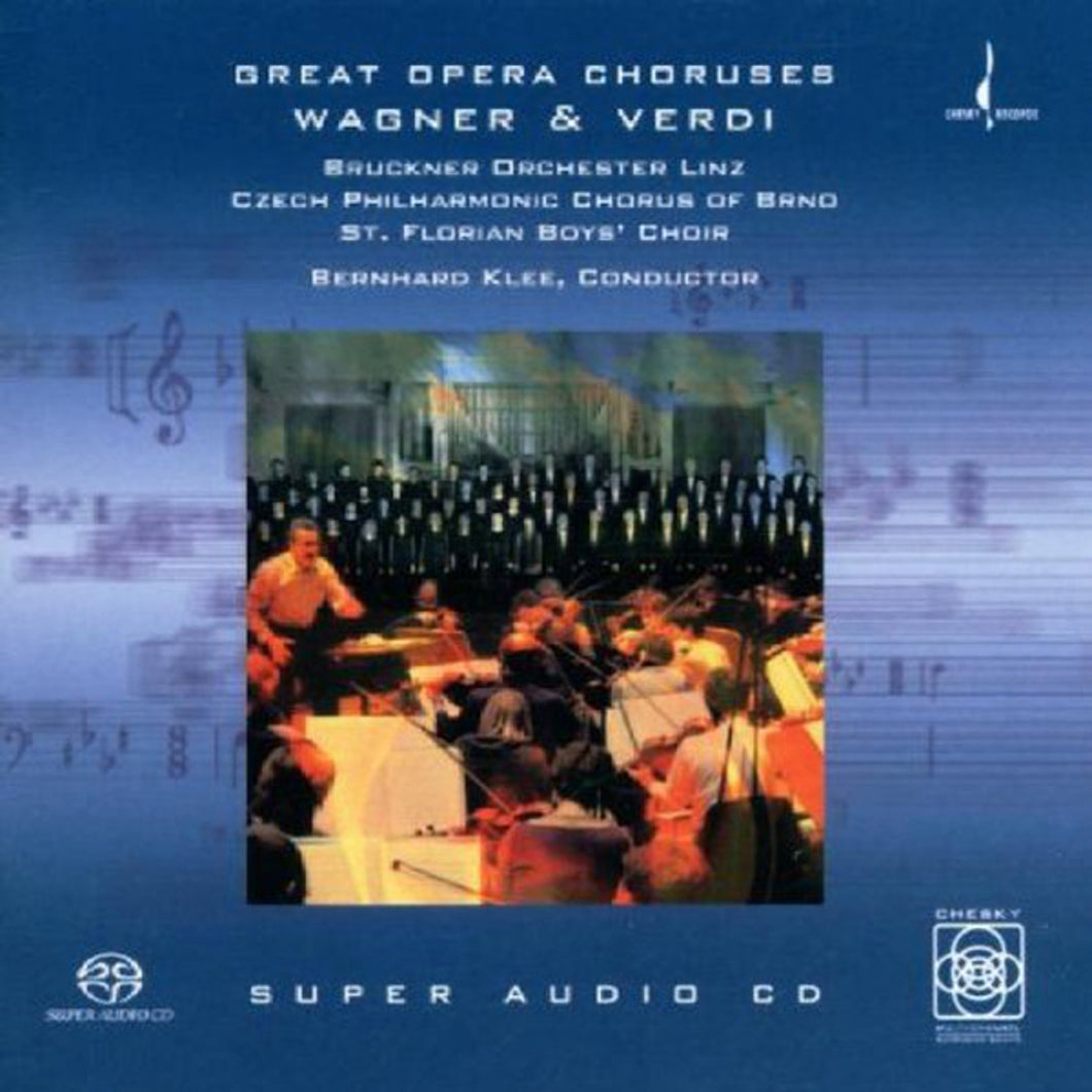 Wagner & Verdi: Great Opera Choruses (Bernhard Klee) [WAV DOWNLOAD]