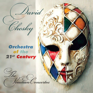 Venetian Concertos (David Chesky) [WAV DOWNLOAD]
