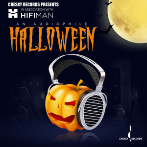 An Audiophile Halloween (Various Artists) [WAV DOWNLOAD]