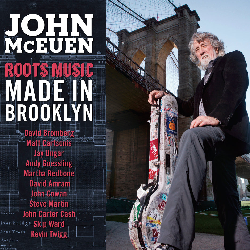 Made In Brooklyn (John McEuen) [WAV DOWNLOAD]