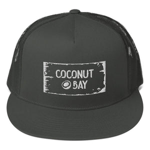 Coconut Bay Mesh Back Snapback Hat