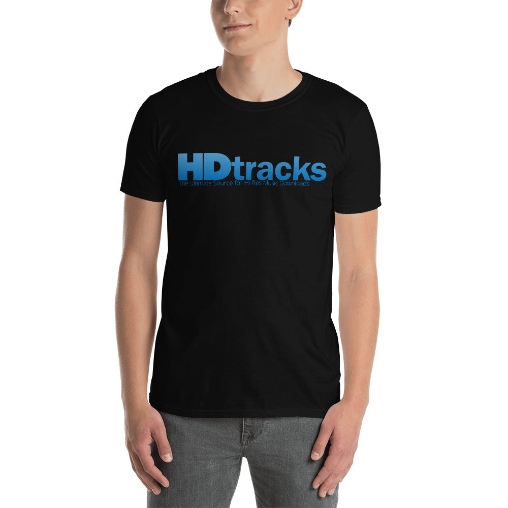 HDtracks Short-Sleeve Unisex T-Shirt