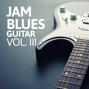 Jam Blues Vol. III: Guitar