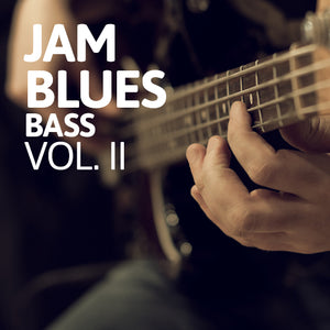 Jam Blues Vol. II: Bass