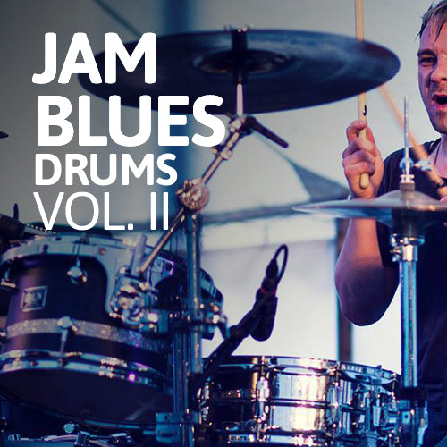 Jam Blues Vol. II: Drums
