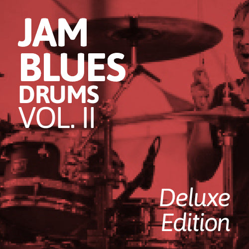 Jam Blues Vol. II: Drums [Deluxe Edition]