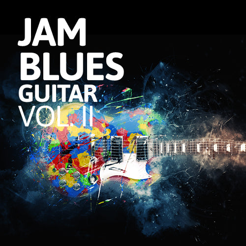 Jam Blues Vol. II: Guitar