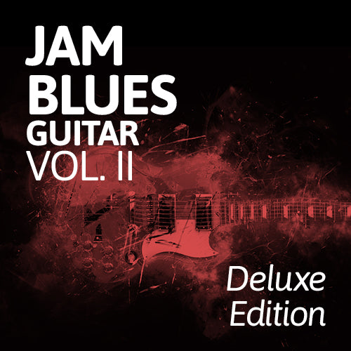 Jam Blues Vol. II: Guitar [Deluxe Edition]