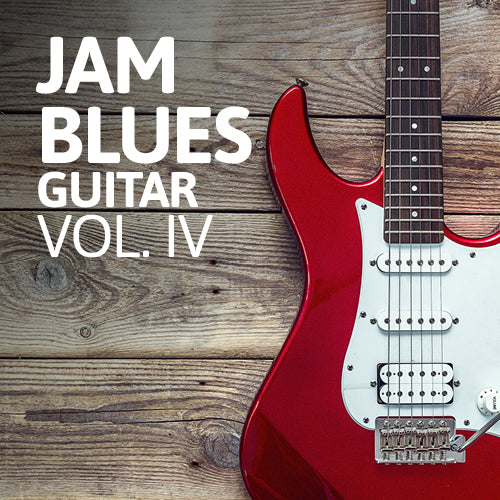 Jam Blues Vol. IV: Guitar